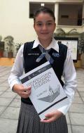 Ganadora del concurso Estatal de Periodismo DGB 2017